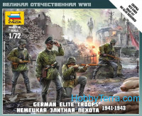 German elite troops 1941-1943