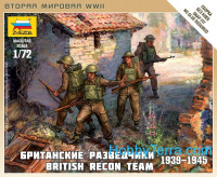 British Recon Team 1939-1945