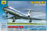 Tu-134A/B-3 Civil airliner