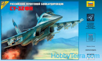 Su-32FN Russian battle bomber