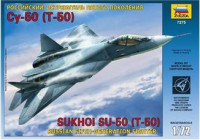 Sukhoi Su-50 (T-50) Russian modern fighter