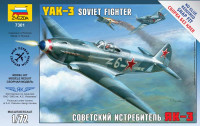 Yak-3 Soviet fighter, Snap Fit