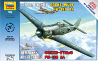 Focke Wulf FW-190A4 German fighter
