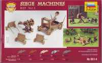 Siege machines, kit No.1