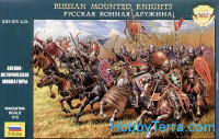 Russian cavalry brigades, 13th-14th century
