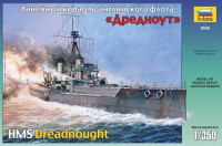 "HMS ""Dreadnought"" battleship"