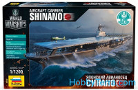 "Aircraft carrier ""Shinano"""