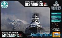 "German battleship ""Bismarck"""