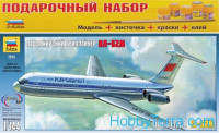 Gift Set. Soviet airliner Il-62M