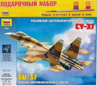 Gift Set. Sukhoi Su-37 fighter