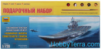"Gift Set. Aircraft carrier ""Admiral Kuznetsov"""
