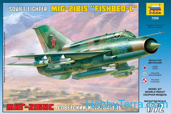 Soviet MiG fighter http://hobbyterra.com/product_info.php?products_id=4361