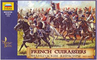 French Cuirassiers, 1807-1815