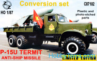 Conversion Set. P-15U Termit anti-schip missile