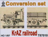 Conversion Set. KrAZ railroad