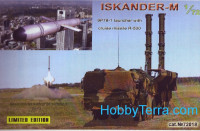 "9P78-1 ""Iskander-M"" launcher with cruise missile R-500"