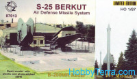 S-25 Berkut Air defense missile system