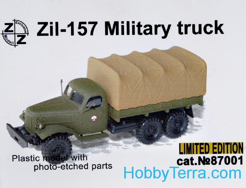 ZiL-157 awning truck