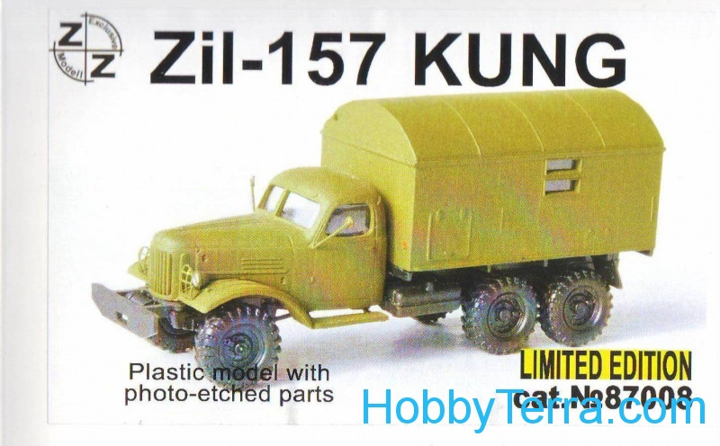 ZZ Modell  87008 Zil-157 kung