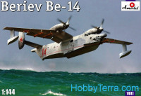 Beriev Be-14 Soviet rescue aircraft