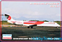 "Airliner MD-80 Early version ""Hawaiian Air"""