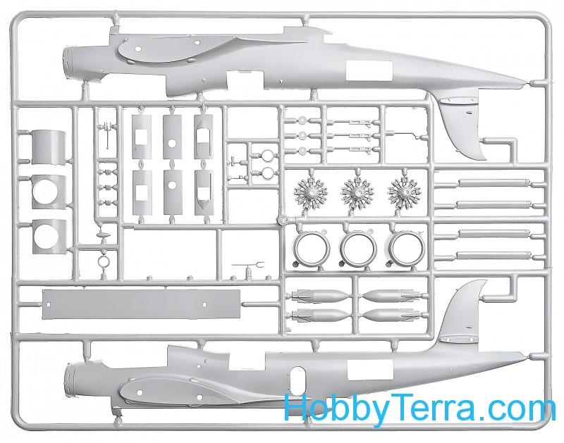 Cant Z 506 Airone Kit ITALERI 1:72 IT1360
