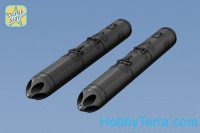 Soviet 5-tube launchers B-13L, 2pcs