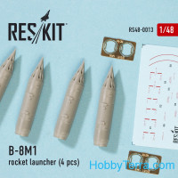 Rocket Launcher B-8M1 (4 pcs)