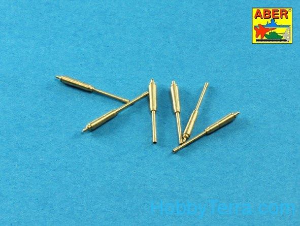 Aber  35-L221 Set of barrels for US M16A1 or M231 5,56mm gun barrels, 6 pcs