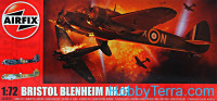 Bristol Blenheim Mk.1F fighter