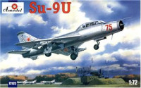 Su-9U Soviet training aircraft