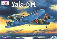 Yak-6M Soviet light transport aircraft