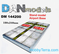 Display stand. Airport Base theme, 180x240mm