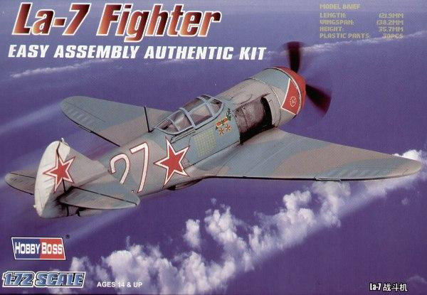 Hobby Boss  80236 Russian La-7 Fighter