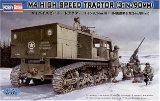 Hobby Boss  82407 1/35 scale M4 High Speed Tractor (3-in./90mm)