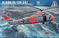Helicopter H-34G III/UH-34J