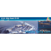 USS Kitty Hawk CV-63