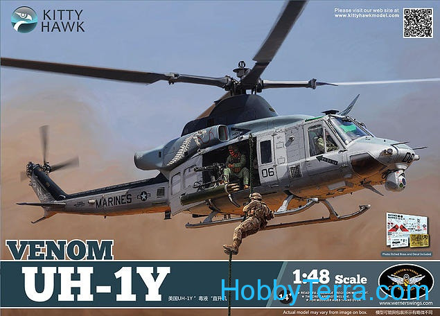 Kitty Hawk  80124 UH-1Y