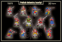 Mars Figures  72073 Polish infantry (early), Thirty Years War