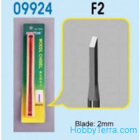 Master Tools  09924 Model Chisel - F2