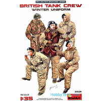 British tank crew, (winter uniform)