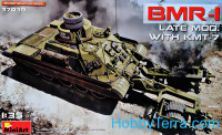 BMR-1 late mod. with KMT-7