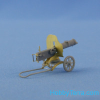 "Northstar Models  35058 ""Maxim"" machine gun"
