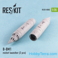 Rocket Launcher B-8M1, 2 pcs