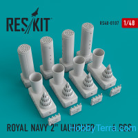 "Royal Navy 2"" launcher (4 pcs)"