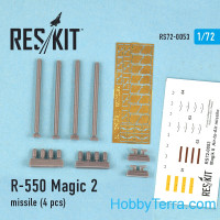 Magic-2 missile, 4 pcs