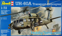 UH-60A transport helicopter