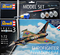 Model set - Fighter Eurofighter Typhoon