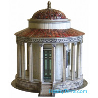 "Puzzle 3D ""Temple of Vesta in Tivoli"""