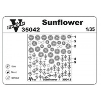 Photo-etched set 1/35 Sunflower